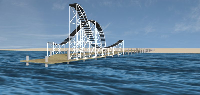 Brookes Jetty Competition